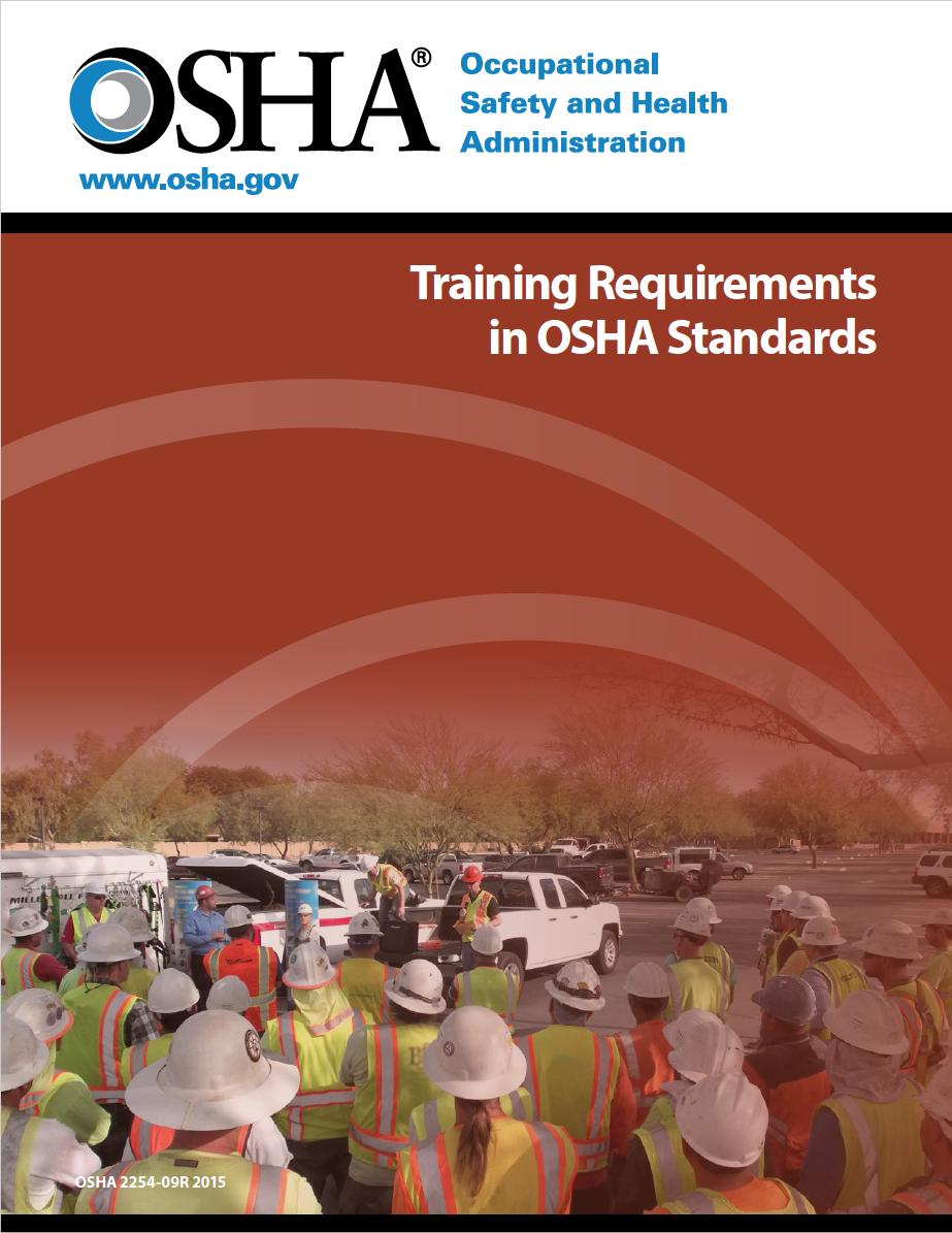 OSHA Regulations Book